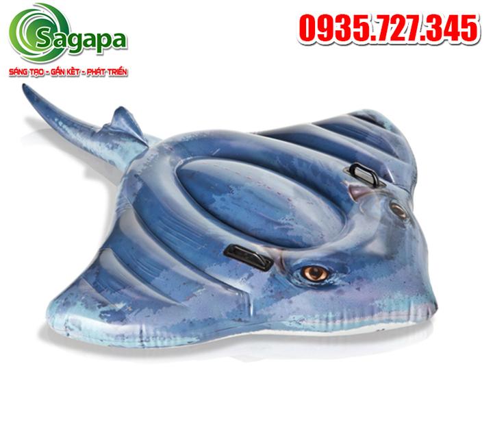 Phao bơi cá đuối nhập khẩu