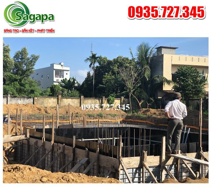 Xây dựng hồ bơi bê tông trường học sao cho hiệu quả