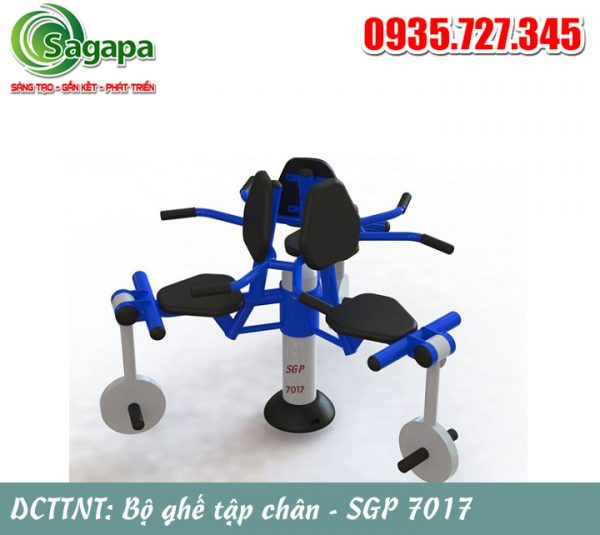 Bộ ghế tập chân - SGP 7017