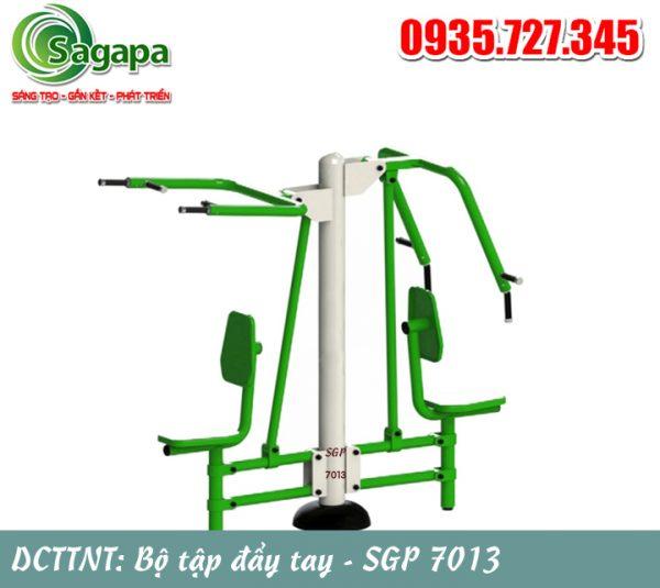 Bộ tập đẩy tay - SGP 7013