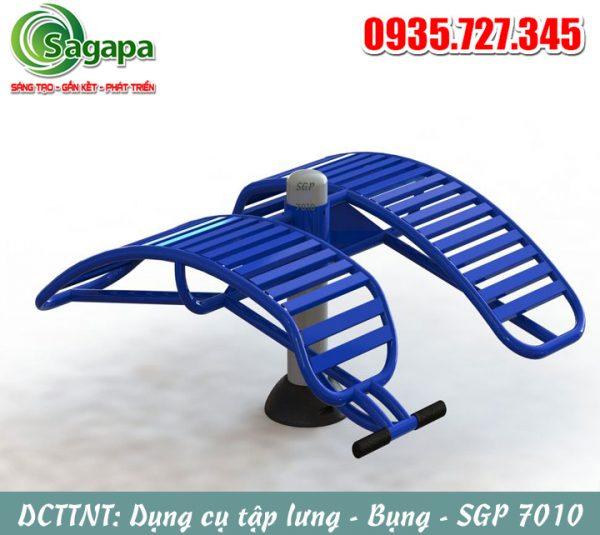 Dụng cụ gập lưng bụng SGP 7010