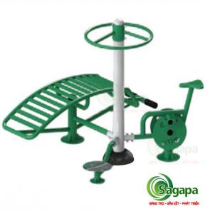 Sagapa nhà phân phối độc quyền về thiết bị và sản phẩm tập luyện tập thể thao