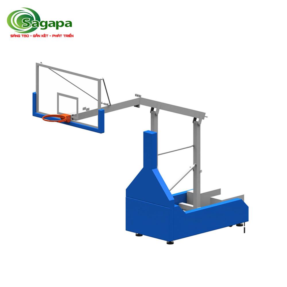 Trụ Bóng Rổ Ngoài Trời   Dụng cụ bóng rổ giá tốt