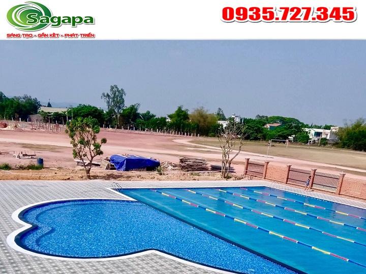 Dịch vụ xử lý nước Hồ bơi Đà Nẵng- Bể Bơi Bình Sơn