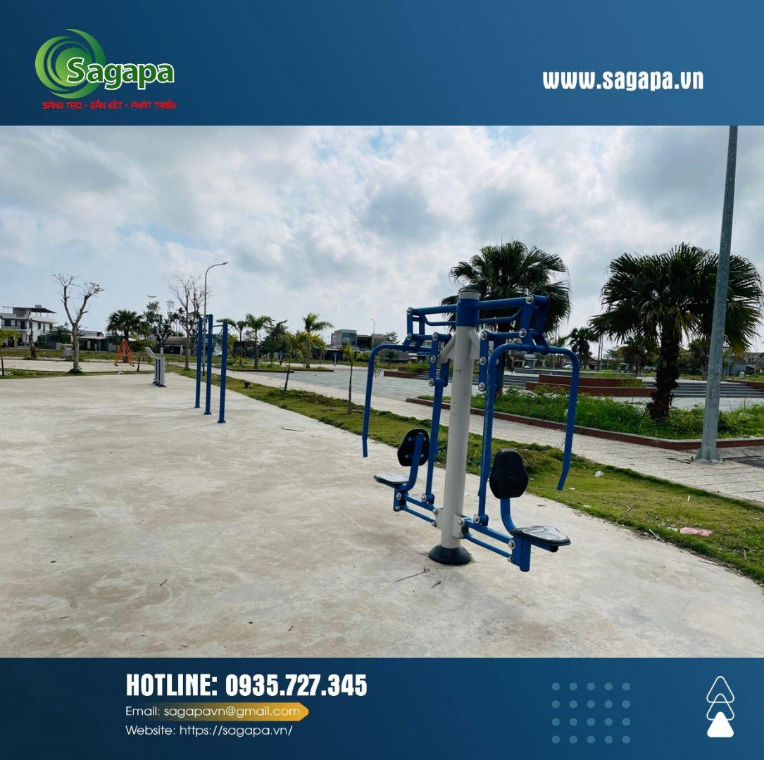 Lắp đặt máy tập thể dục tại Thanh Hoá