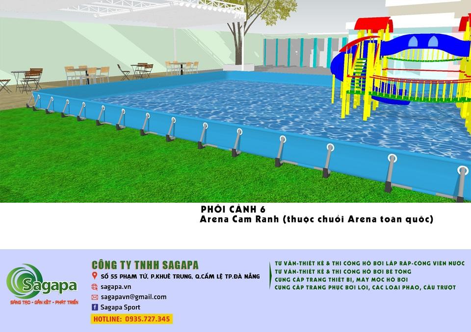 Arena Cam Ranh